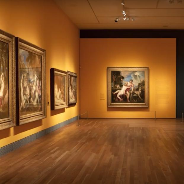 Pasiones Mitológicas en el Museo del Prado