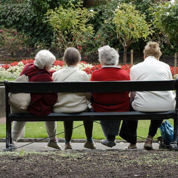 Territorios de España con población más envejecida (BigStock)