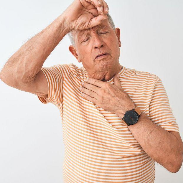 bigstock Infarto de miocardio y derrame cerebral atento a los síntomas