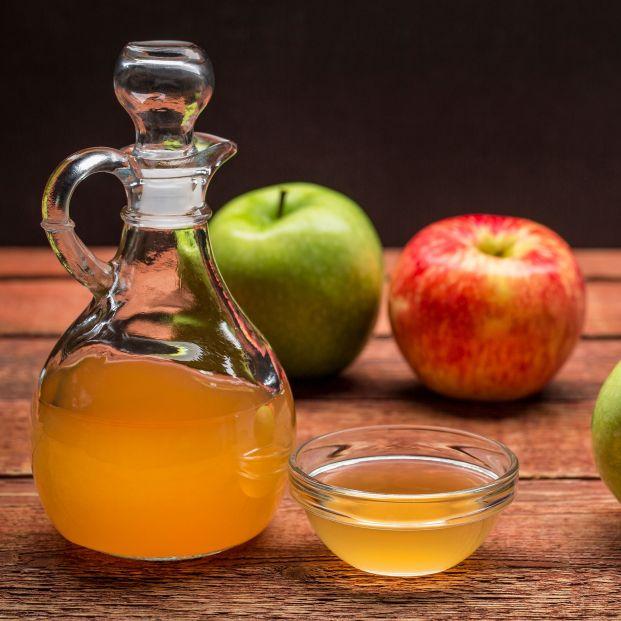 5 efectos secundarios del exceso de vinagre de manzana