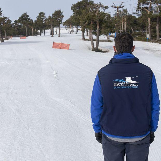 La estación de esquí de Navacerrada cierra para siempre: esta es su historia Foto: Europa Press