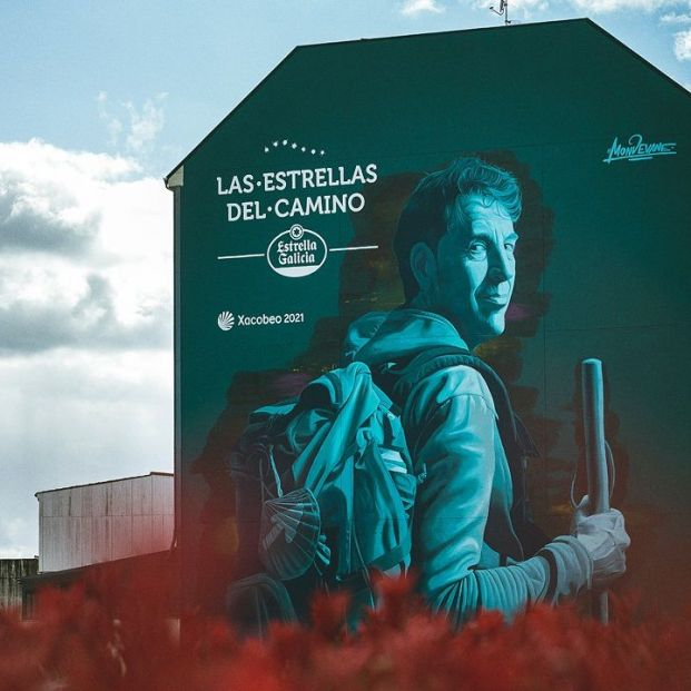 'Las Estrellas del Camino', la exposición artística más larga del mundo