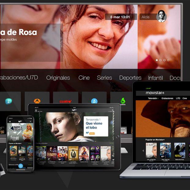 Movistar+ incorpora a la plataforma Mitele Plus (Mediaset España) y ATRESplayer (Atresmedia)