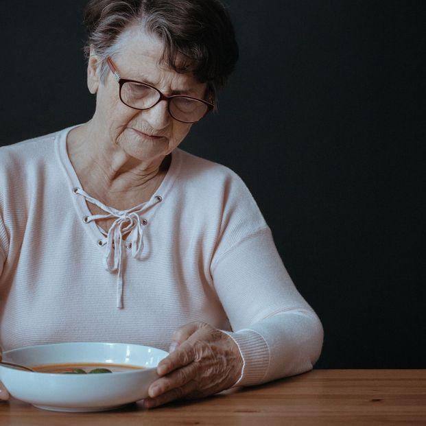 Así es la hiporexia, la pérdida de apetito que afecta a millones de personas mayores. Bigstock