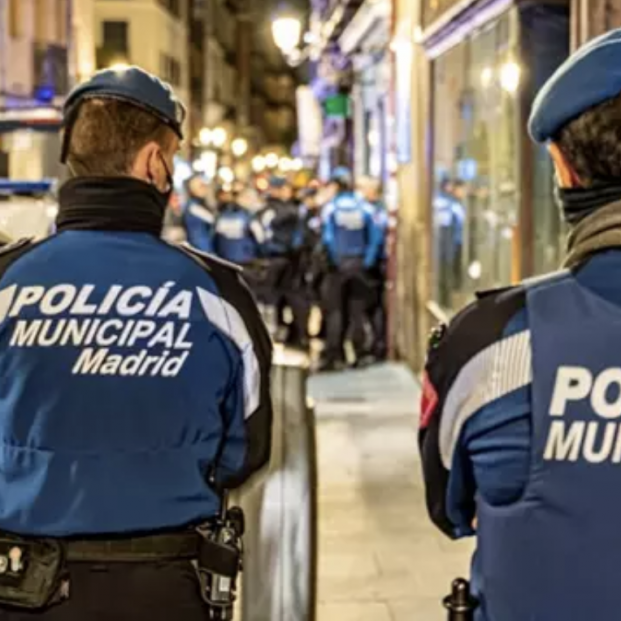 Fiestas ilegales. Foto: Europa Press