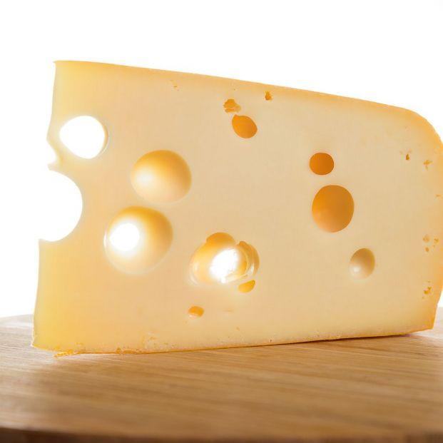 Así es como se guarda el queso en la nevera Foto: bigstock