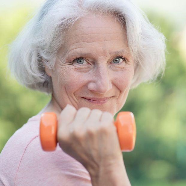 Cómo mantenerse en forma después de los 50