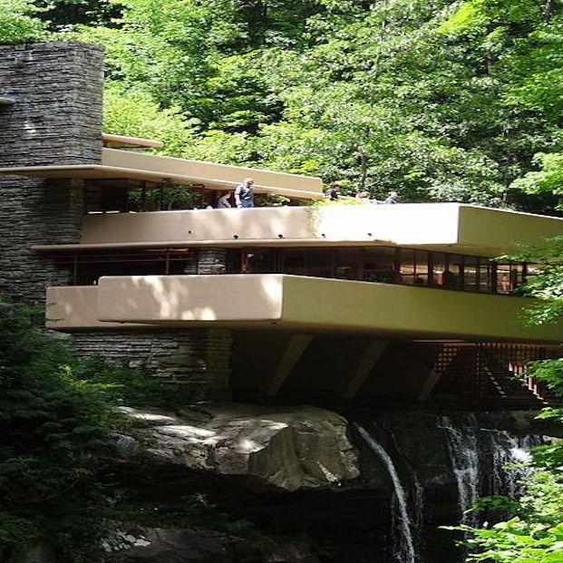 Frank Lloyd Wright, 60 años de su muerte (Wikimedia Commons)