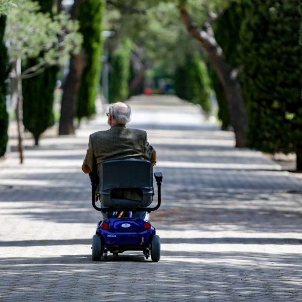 ¿Qué grado de discapacidad me permite jubilarme antes?