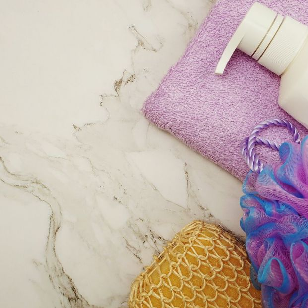 En la ducha ¿con o sin esponja?
