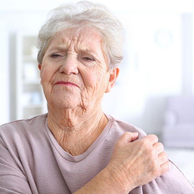 Ejercicios que alivian el dolor de hombro