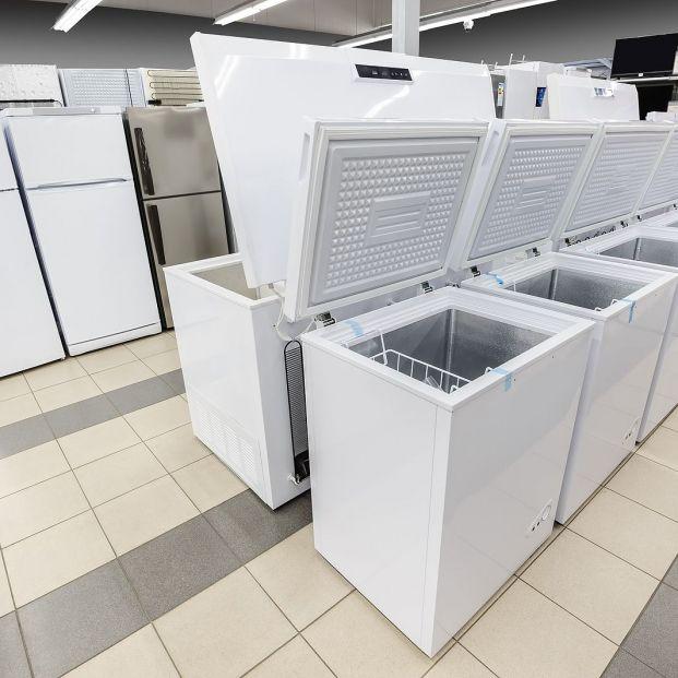 Lo que debemos tener en cuenta según la OCU a la hora de comprar un congelador