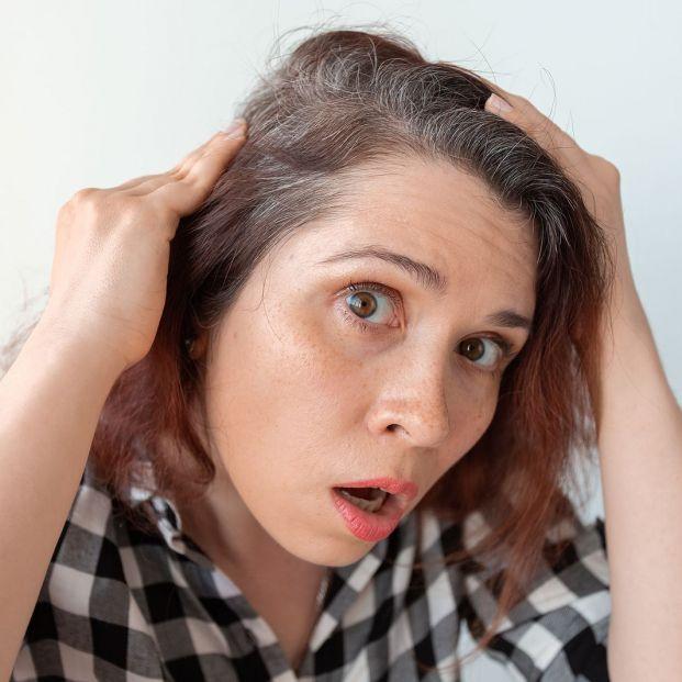 Lo que te puede estar diciendo tu pelo cuando comienzan las canas. Foto: Bigstock