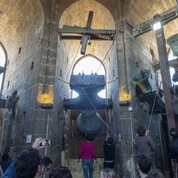 Las campanas de pueblos de Zamora repicarán por la España vaciada Foto: Europa Press