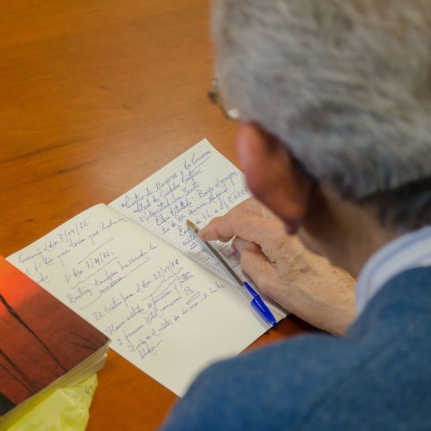 Invitación para que escribamos los mayores. Foto: Europa Press