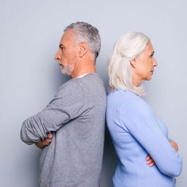 Divorcio en parejas mayores, pautas para superarlo (Foto Bigstock) 2