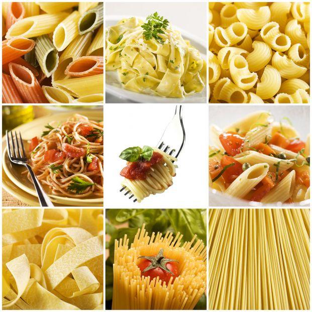 Tres platos de pasta con tres ingredientes que te deleitarán