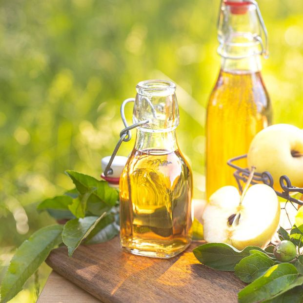5 beneficios del vinagre de manzana, entre ellos el control del azúcar