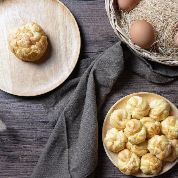 Te contamos los trucos para conseguir una masa choux perfecta Foto: bigstock