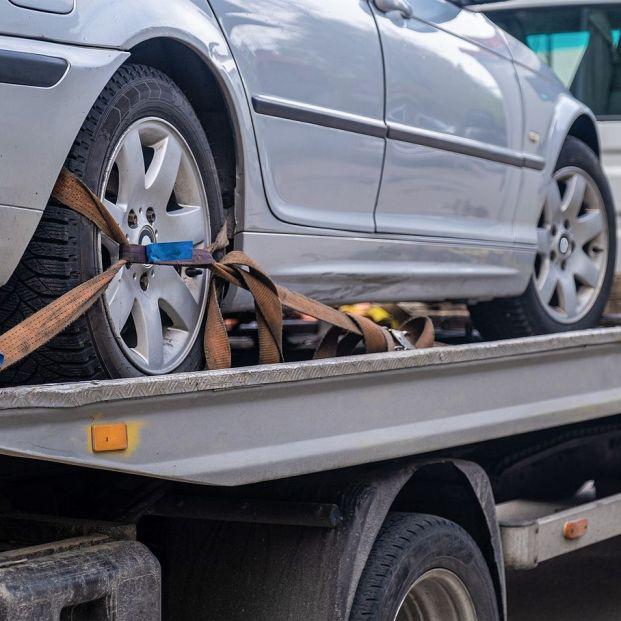 Tráfico no ha bloqueado tu vehículo, ¡cuidado con este fraude! (Foto Bigstock) 2