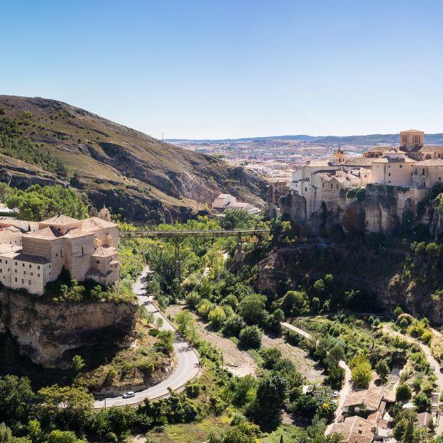 Cuenca: tesoros que merece la pena visitar más allá de las Casas Colgadas Foto: bigstock