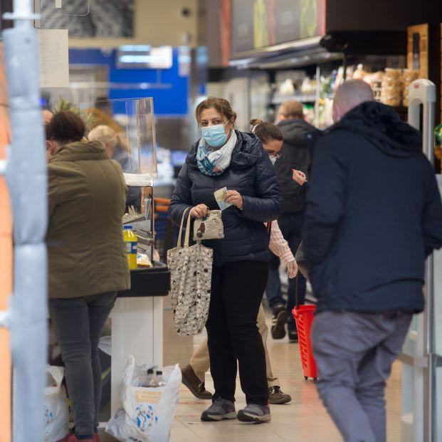 Compras coronavirus y consumidores