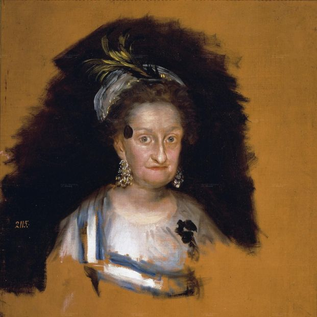 Infanta María Josefa de Borbón (Francisco de Goya)