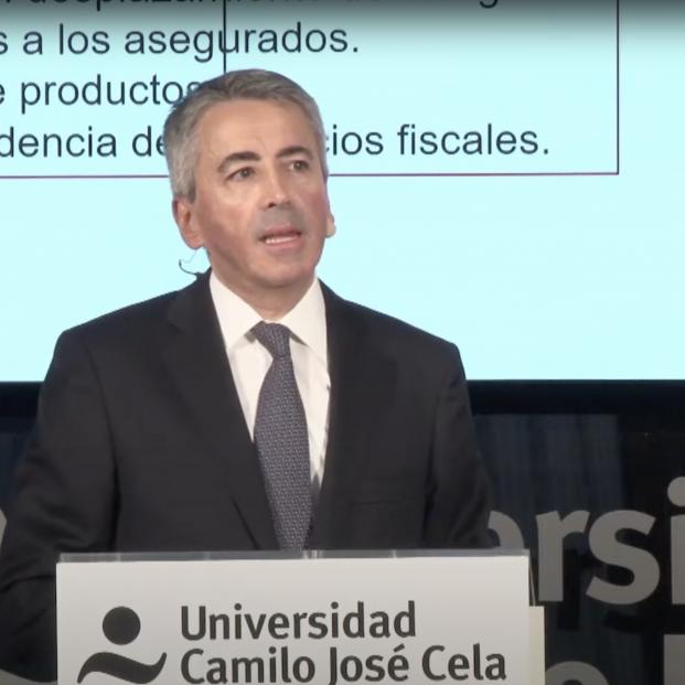 """Álvarez Camiña: """"Los seguros de vida-ahorro deberán depender menos de incentivos fiscales"""""""