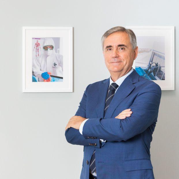 """Cristóbal Valderas, presidente de Clece: """"Los cuidados no deben ser objeto de subasta"""""""