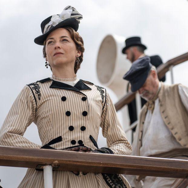 Leonor Watling protagoniza 'La templanza', adaptación de la novela de María Dueñas