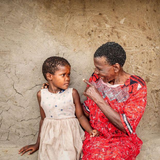 Grandmother Project, la iniciativa que da a las abuelas la visibilidad que merecen. Bigstock