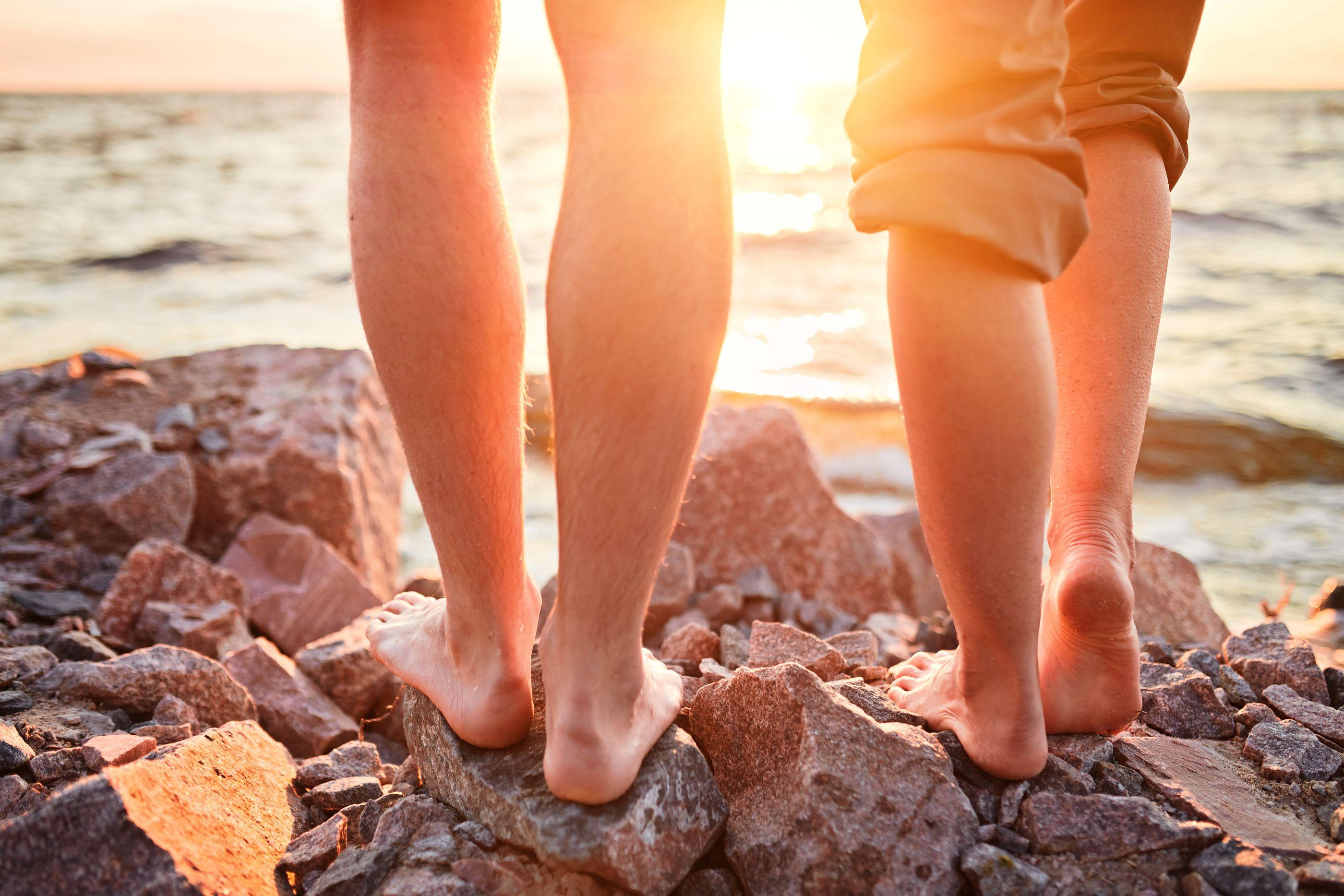 3b848cbd5 En verano el calzado debe ser más transpirable