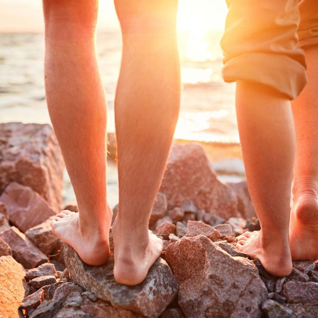 Calzado adecuado de verano (Bigstock)