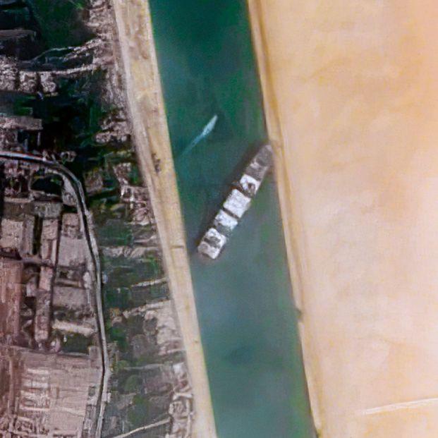 Cómo afecta a nuestros bolsillos el colapso en el Canal de Suez Foto: Pierre Markuse, Flikr
