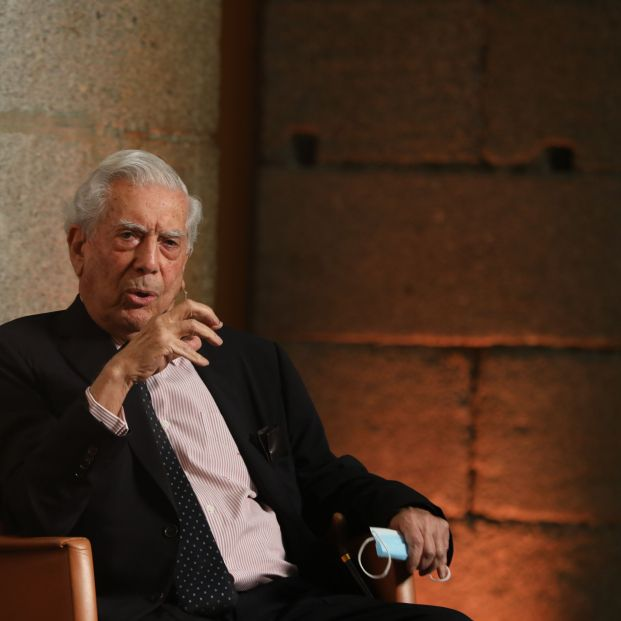 Mario Vargas Llosa celebra su 85 cumpleaños. Foto: Europa Press