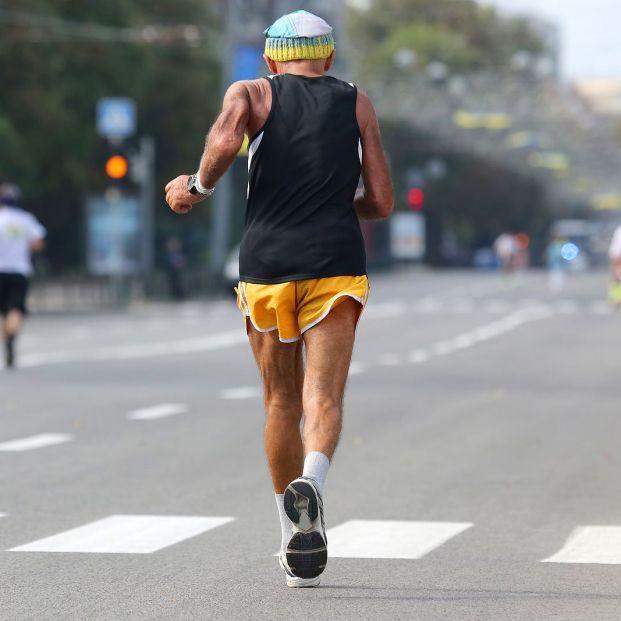 ¿Se puede ser un deportista 'ultra' a partir de los 60? Foto: bigstock