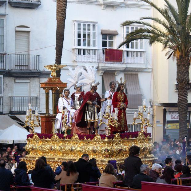 Los pasos de Semana Santa más populares de España