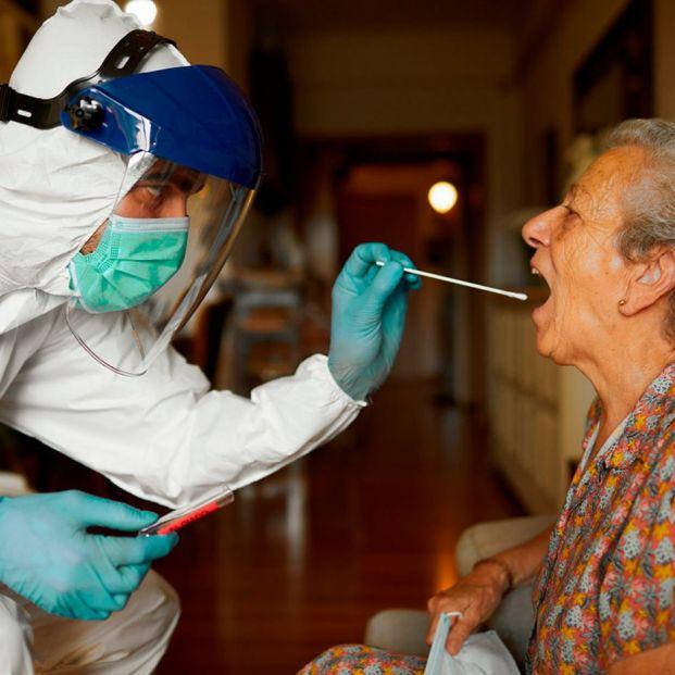 """SATSE pide """"mejoras y mayor coordinación"""" en las residencias de mayores tras la vacunación"""