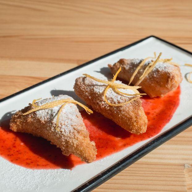 Leche frita, la gran olvidada en Semana Santa Foto: bigstock