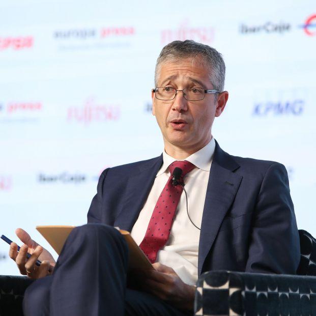 """De Cos: """"Revalorizar las pensiones con el IPC """"obligará a tomar medidas adicionales compensatorias"""""""