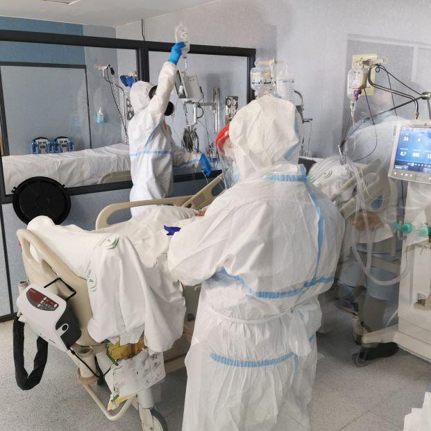 Un estudio muestra la relación entre mortalidad y mala gestión de la pandemia en España