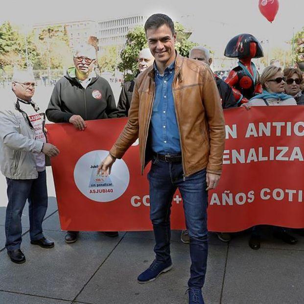 Carta abierta a Pedro Sánchez por las pensiones