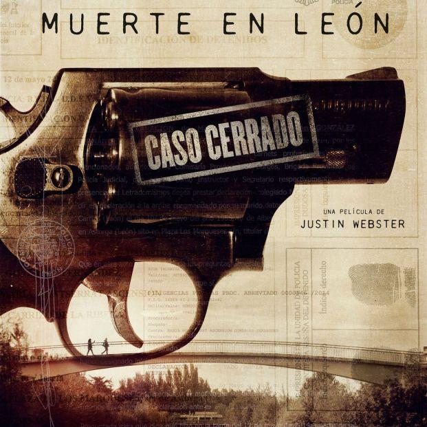 Cartel de la segunda parte de Muerte en León: Caso Cerrado