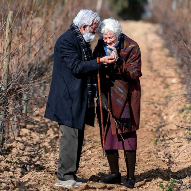 'Cuéntame' rinde homenaje a los abuelos con un capítulo especial