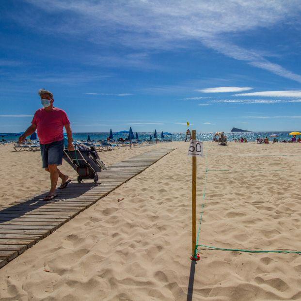 Falsos daños en la casa de la playa: la picaresca para poder viajar en Semana Santa