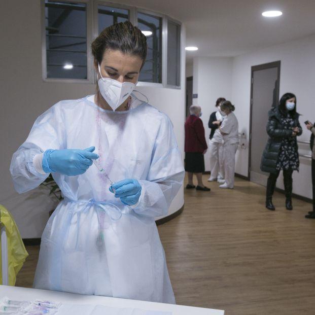 La mitad de los enfermeros se han planteado dejar su trabajo durante la pandemia