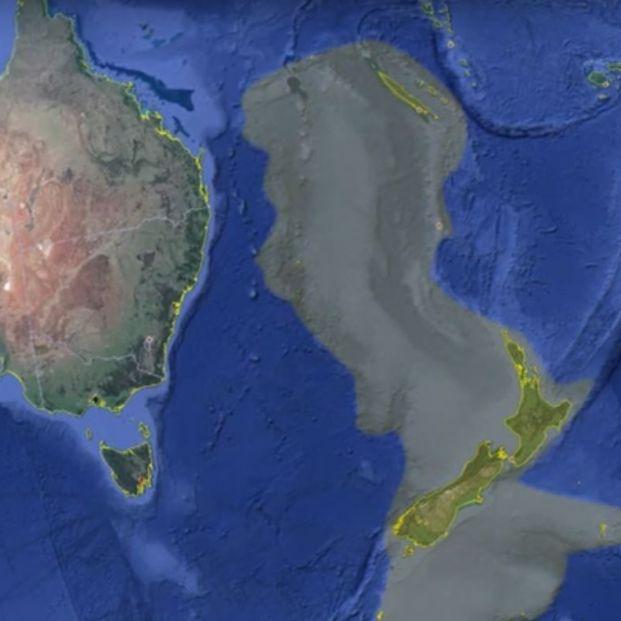 Novedades sobre Zelandia, el continente oculto