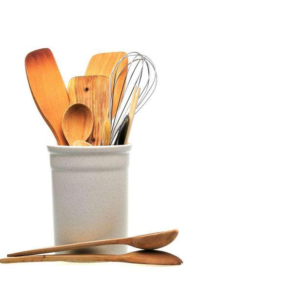 Consejos para mantener tus utensilios de madera como el primer día Foto: bigstock