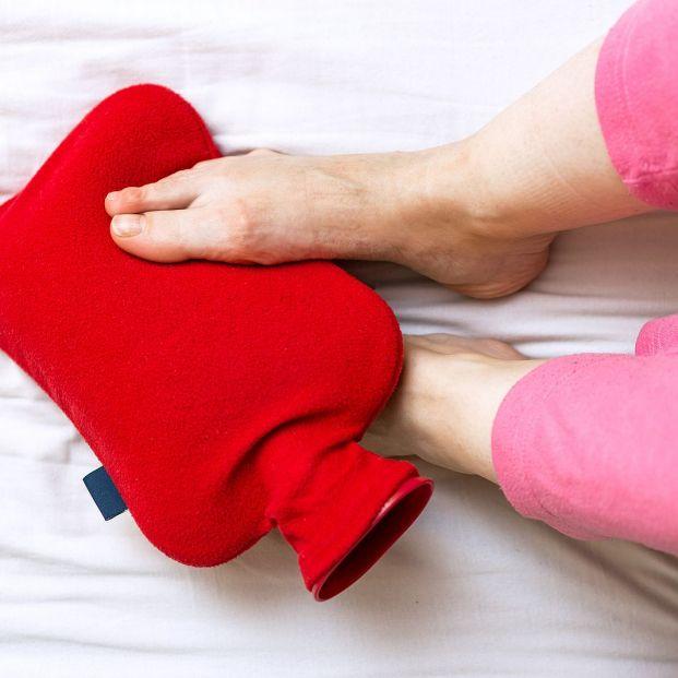 Problemas y lesiones que se producen al tener los pies fríos