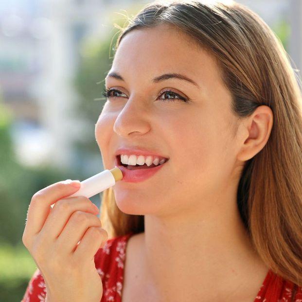Labiales con protección solar para evitar la sequedad y las arrugas en los labios
